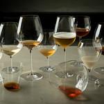 sanmi - ワインを主軸にビール、日本酒など幅広く用いたペアリング