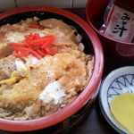 万福食堂 - カツ丼(出前)