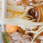 121140529 - 中細のストレート麺