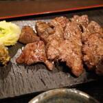 121143670 - 熟成牛たん炭焼定食1300円(税込)