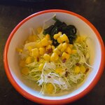 ボギィ - 料理写真:定番のサラダ