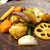 大戸屋 - 料理写真:茄子・いんげん・れんこん・人参・玉ねぎ・じゃがいもが入る。野菜たっぷりの栄養定食