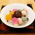 FUMUROYA CAFE - ☆【FUMUROYA CAFE 百番街店】さん…麩あんみつ(≧▽≦)/~♡☆