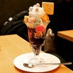 FUMUROYA CAFE - ☆不室屋パフェ(●^o^●)☆