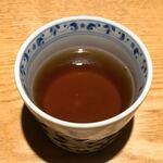 焼鳥今井 - ほうじ茶