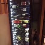 創作巻き串と国産ワイン MAKI-BUDOU -
