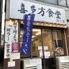 Kitakatashokudou - 外観写真: