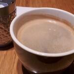 ブルー ツリー カフェ - アメリカン420円(税込)