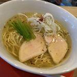 メンヤ シモヤマ - 料理写真: