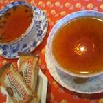 紅茶専門店 ニルギリ - ドリンク写真: