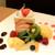 神戸風月堂カフェ - 料理写真:デザートプレート