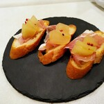 バンビーノ - 料理写真:カナッペ