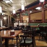 中国料理 敦煌 - 店内の雰囲気