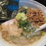 RAMEN CiQUE - 醤油+海苔+メンマ