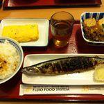 箕面小野原食堂 - 料理写真:単品の組み合わせ
