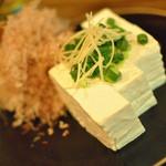 沖縄酒場SABANI - 島豆腐の冷奴