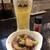 食堂酒場 特製からあげ 凛 - 料理写真:モツ鍋セット税抜1080円