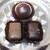 フランズチョコレート - 料理写真:ピュアダークチョコレートトリュフ・グレイソルトキャラメル・スモークドソルトキャラメル