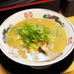 中華そば 花京 - 料理写真:こってり背脂中華そば