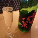 酒と肴 SUIGEI - 船中八策・純米