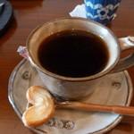 アンズカフェ - ブレンドコーヒー 100円引きで300円