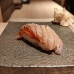 鮨 せいざん - 金目鯛