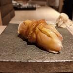 鮨 せいざん - 赤貝
