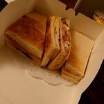 アンクルサムズ サンドウィッチ - 料理写真: