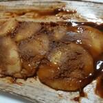 四季の餅 あめこ - 料理写真:このあべかわ餅は軽い! てか美味すぎた…( ̄▽ ̄)