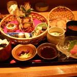 四季さかな - 四季膳(2,100円)