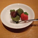 四季さかな - デザート(四季膳)