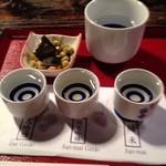 酒心館(きき酒コーナー) -