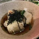 源七商店 - 揚げだし豆腐