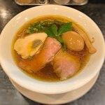 麺屋 中川會 - 醤油ラーメン2019