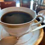バー シーガーディアンⅢ - コーヒー