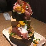 天ぷらとおでん 東京TEMPLAND - 料理写真:
