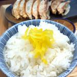 121203839 - 餃子定食