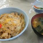 橋本屋食堂 - 料理写真: