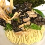 オロチョン ラーメン - まぜ麺味噌2辛
