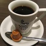 オランダ坂珈琲邸 - ブレンドコーヒー