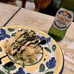 121207944 - イタリアンサラミとさつまいものサラダ