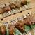 焼き羊 - お任せ串盛り
