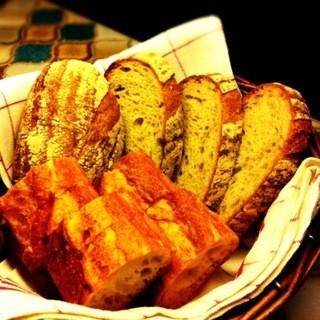 BoulangerieCALVAのパン