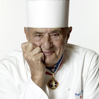 世紀の料理人、ポール・ボキューズ。