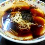 121211222 - 盛岡醤油チャーシュー老麺
