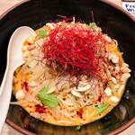 らーめん北斗 - 冷やし胡麻味噌担々麺 870円