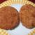 揚げ物屋 キッド - 料理写真:左:厚切りハムカツ、右:牛肉コロッケ