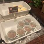 焼肉牛炎 - デザートは2種類プリン美味しい!