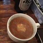 Rangee du Cerisier - パーティーコース ②スープ