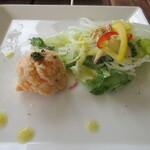 ビヨンド - 【タラモサラダ&大根と水菜のサラダ】